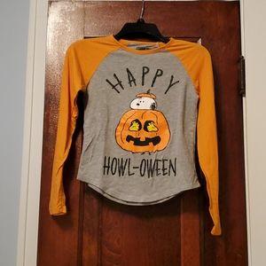 🔮6 for $20🔮 Peanuts Kids Halloween Shirt